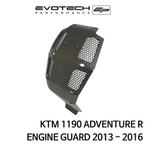 KTM 1190ADVENTURE R ENGINE GUARD 2013-2016 에보텍