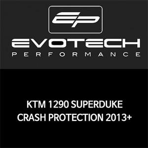 KTM 1290 SUPER듀크 프레임슬라이더 2013+ 에보텍
