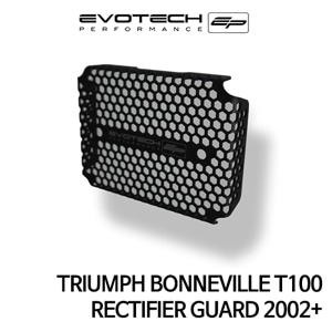트라이엄프 본네빌 T100 RECTIFIER GUARD 2002+ 에보텍
