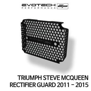 트라이엄프 STEVE MCQUEEN RECTIFIER GUARD 2011-2015 에보텍