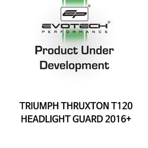 트라이엄프 THRUXTON T120 HEADLIGHT GUARD 2016+ 에보텍