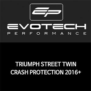 트라이엄프 STREET TWIN 프레임슬라이더 2016+ 에보텍