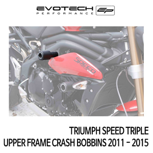 트라이엄프 SPEED TRIPLE UPPER FRAME CRASH BOBBINS 2011-2015 에보텍