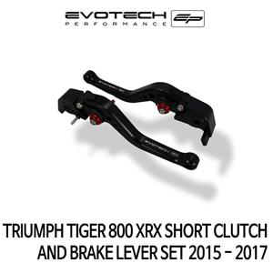 트라이엄프 TIGER800XRX 숏클러치브레이크레버세트 2015+ 에보텍