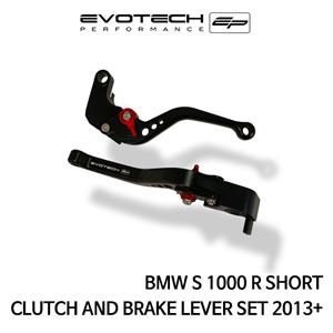 BMW S1000R 숏클러치브레이크레버세트 2013+ 에보텍
