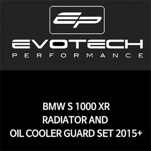 BMW S1000XR RADIATOR AND 오일쿨러가드 SET 2015+ 에보텍