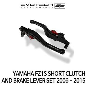 야마하 FZ1S 숏클러치브레이크레버세트 2006-2015 에보텍