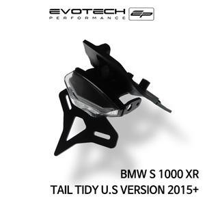BMW S1000XR 번호판휀다리스키트 U.S VERSION 2015+ 에보텍