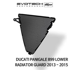두카티 파니갈레899 LOWER 라지에다가드 2013-2015 에보텍