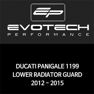 두카티 파니갈레1199 LOWER 라지에다가드 2012-2015 에보텍