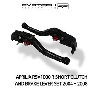 아프릴리아 RSV1000R 숏클러치브레이크레버세트 2004-2008 에보텍