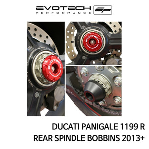 두카티 파니갈레1199R 리어휠스윙암슬라이더 2013+ 에보텍