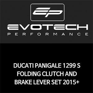 두카티 파니갈레1299S 접이식클러치브레이크레버세트 2015+ 에보텍