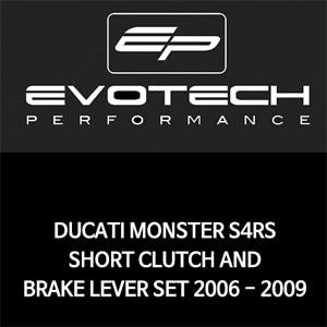 두카티 몬스터 S4RS 숏클러치브레이크레버세트 2006-2009 에보텍