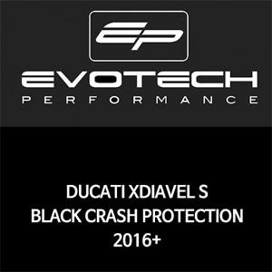 두카티 X디아벨S BLACK 프레임슬라이더 2016+ 에보텍
