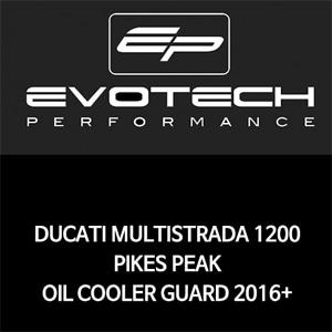 두카티 멀티스트라다1200 PIKES PEAK 오일쿨러가드 2016+ 에보텍