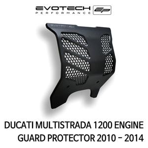 두카티 멀티스트라다1200 엔진가드프로텍터 2010-2014 에보텍