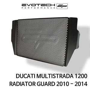 두카티 멀티스트라다1200 라지에다가드 2010-2014 에보텍