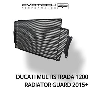 두카티 멀티스트라다1200 라지에다가드 2015+ 에보텍