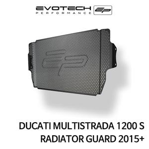 두카티 멀티스트라다1200S 라지에다가드 2015+ 에보텍