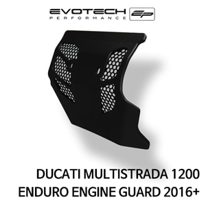 두카티 멀티스트라다1200 ENDURO ENGINE GUARD 2016+ 에보텍