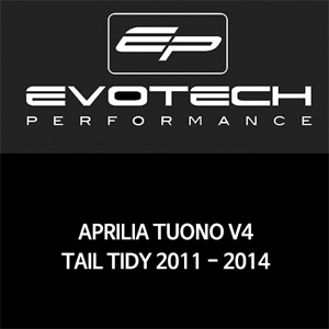 아프릴리아 투오노 V4 번호판휀다리스키트 2011-2014 에보텍