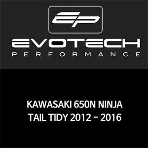 가와사키 650N 닌자 번호판휀다리스키트 2012-2016 에보텍