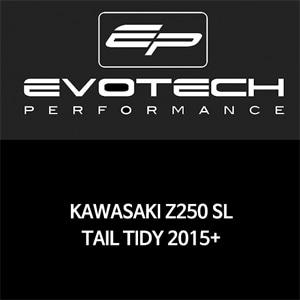 가와사키 Z250SL 번호판휀다리스키트 2015+ 에보텍