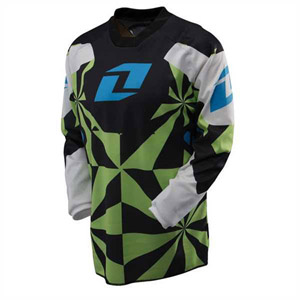 One Industries Carbon Hypno Youth Jersey