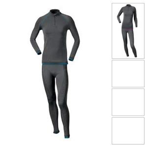 [BMW 기능성 언더웨어]Thermal functional underwear 하의 (Dark grey/Petrol)-남성용