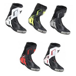 [다이네즈 부츠]토크D1아웃 TORQUE D1 OUT BOOTS (Black/Fluo-yellow)