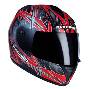 Marushin 888 RS Takai Black/Red