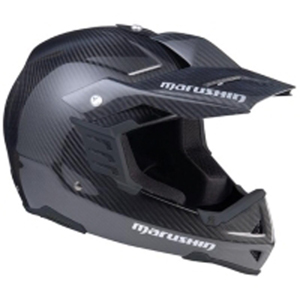 Marushin RS-MX Carbon Cross Helmet