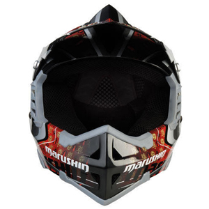 Marushin XMR Carver Kids Keikan Black/Red