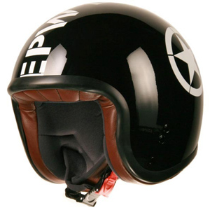 Project Cafe Racer Jet Helmet CR16L