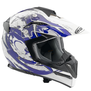 Rocc 722 Cross Helmet