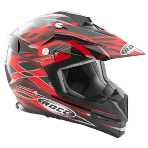 Rocc 723 Cross Helmet