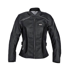 [FLM 가죽자켓]FLM Sports Lady Leather Combination Jacket 2.0, Long