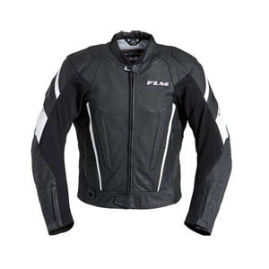 [FLM 가죽자켓]FLM Sports Leather Combination Jacket 2.0