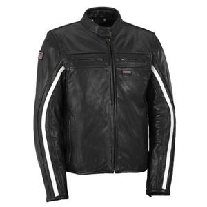 [스파이크 가죽자켓]Spyke Tenacy Lady GP Retro Leather Jacket
