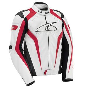 [스파이크 가죽자켓]Spyke Corsa GP Leather Jacket