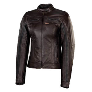 [스파이크 가죽자켓]Spyke Tenacy Lady GP Leather Jacket