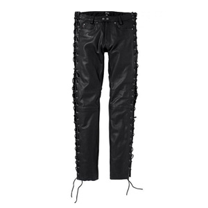 [Spirit Motors 가죽바지]Spirit Motors Lace-Up Jeans 1.0