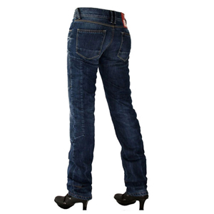 [Esquad 섬유바지]Esquad Louisy Jeans - Lady