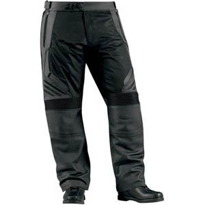 [Icon 섬유바지]Icon Coumpound Mesh Textile/Leather Overpant