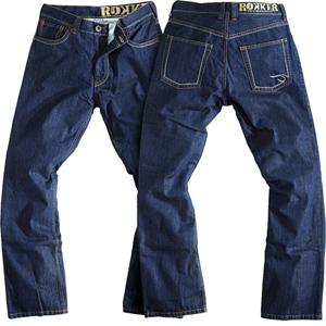 [Rokker 섬유바지]Rokker Original Jeans RAW