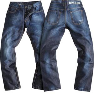 [Rokker 섬유바지]Rokker Revolution Jeans