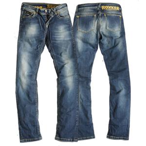 [Rokker 섬유바지]Rokker The Diva Jeans Lady