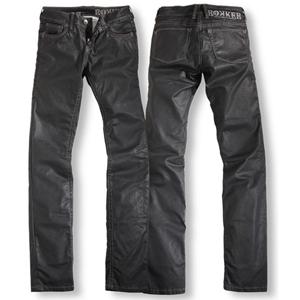 [Rokker 섬유바지]Rokker The Black Diva Jeans Lady