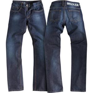 [Rokker 섬유바지]Rokker Revolution Lady Jeans